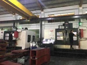 Weimi milling machine